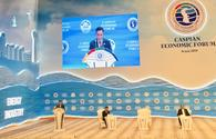 Turkmenistan holding first Caspian Economic Forum