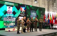 "Azerbaijani servicemen awarded at International Army Games 2019 contest <span class=""color_red"">[PHOTO/VIDEO]</span>"
