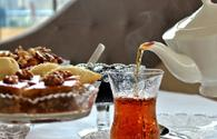 Tea drinking traditions in Azerbaijan
