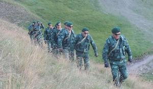 Azerbaijani border guards gain several strategically important positions on contact line