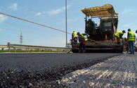 Azerbaijan commences repair works on Baku-Guba-state border with Russia highway