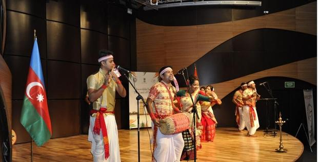 "Indian dances thrill audience in Baku <span class=""color_red"">[PHOTO]</span>"