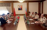 "Military-technical cooperation with China discussed <span class=""color_red"">[PHOTO]</span>"