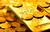 Gold, silver prices down in Azerbaijan