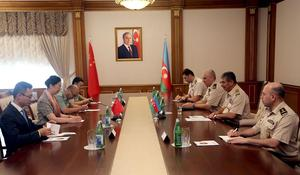 """Military-technical cooperation with China discussed <span class=""""color_red"""">[PHOTO]</span>"""