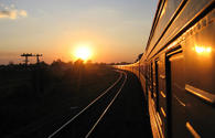 Over 200,000 passengers transported by trains in Azerbaijan in July