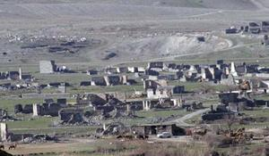 Religious monuments in occupied Azerbaijani lands subject to vandalism