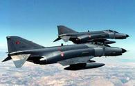 Turkish Air Force neutralizes 9 PKK terrorists in northern Iraq