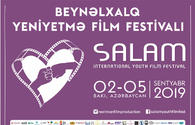 Salam Int'l Youth Film Festival due in Baku