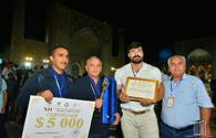 "National khanende wins int'l music festival in Uzbekistan <span class=""color_red"">[PHOTO]</span>"