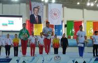 National gymnast wins gold in Turkey