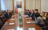 "Elmar Mammadyarov receives newly appointed Ambassador of Croatia <span class=""color_red"">[PHOTO]</span>"