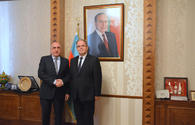 "Azerbaijani FM receives newly appointed Latvian ambassador <span class=""color_red"">[PHOTO]</span>"