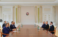 """President Ilham Aliyev receives heads of Special Service Bodies of Turkic-speaking States <span class=""""color_red"""">[UPDATE]</span>"""