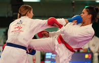 National karate fighter wins prestigious tournament in Japan