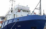 "Azerbaijan Caspian Shipping Company commissions vessel ""Om"" <span class=""color_red"">[PHOTO]</span>"