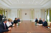 "President Ilham Aliyev receives governor of Russia's Sverdlovsk region <span class=""color_red"">[UPDATE]</span>"