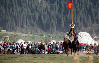 First National Nomad Games start in Kyrgyzstan
