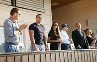 "Heydar Aliyev Foundation VP Leyla Aliyeva watches 7th Arena Polo World Cup final <span class=""color_red"">[PHOTO]</span>"
