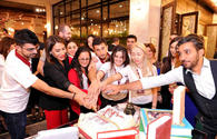 "Baku Book Center marks its birthday <span class=""color_red"">[PHOTO]</span>"