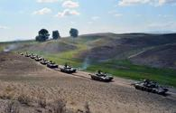 "Troops redeployed during Azerbaijani army's drills <span class=""color_red"">[VIDEO]</span>"