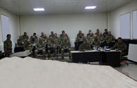 "Army drills partcipants worked out interaction of troops on terrain model board <span class=""color_red"">[PHOTO/VIDEO]</span>"