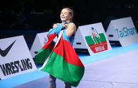 Azerbaijani wrestler becomes two-time world champion