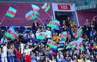 "Rhythmic Gymnastics World Championships in Baku – holiday for spectators <span class=""color_red"">[PHOTO]</span>"