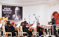 "Uzeyir Hajibeyli Int'l Music Festival opens its doors to music lovers <span class=""color_red"">[PHOTO]</span>"