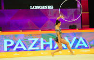 "All-around finals of 37th Rhythmic Gymnastics World Championships underway in Baku <span class=""color_red"">[PHOTO]</span>"