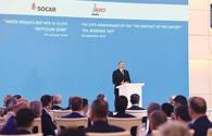 Azerbaijan's President: Our foreign exchange resources are five times higher than external debt