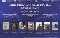 Days of Azerbaijani Cinema to be held in Uzbekistan