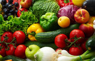 Azerbaijan increases vegetable and fruit production