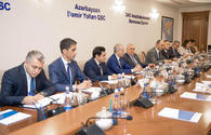 "Azerbaijan Railways, WB discuss co-op prospects and priorities <span class=""color_red"">[PHOTO]</span>"