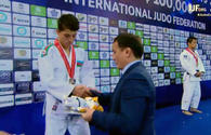 Azerbaijani judokas win medals at World Championships Cadets 2019