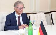 Envoy: Germany seeks cooperation within international organizations