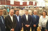 "National delegation participates in livestock fair in France <span class=""color_red"">[PHOTO]</span>"