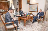 "Italy, Azerbaijan mull transport cooperation <span class=""color_red"">[PHOTO]</span>"