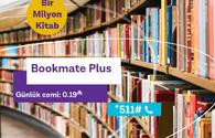 "World literature on your smartphone with new ""Bookmate Plus"" package from Azercell!"