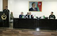 "US envoy meets Azerbaijani servicemen involved in Saber Junction – 19 exercise <span class=""color_red"">[PHOTO]</span>"