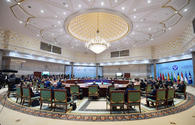 """Ilham Aliyev attends expanded session of CIS Heads of State Council in Ashgabat <span class=""""color_red"""">[PHOTO]</span>"""