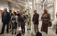 "Exhibition of foreign artists opens at Baku Museum of Modern Art <span class=""color_red"">[PHOTO]</span>"