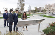 "New park opens in central Baku <span class=""color_red"">[PHOTO]</span>"