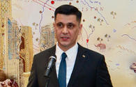 Envoy: Turkmenistan, Azerbaijan implementing large-scale projects