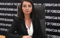 Azerbaijani Foreign Ministry's spokesperson responds to Armenian deputy FM