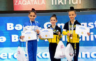 "Baku hosts awarding ceremony for winners of Rhythmic Gymnastics Interregional Cup <span class=""color_red"">[PHOTO]</span>"