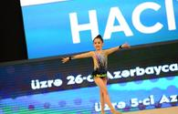 "Azerbaijan &amp; Baku Championships in Rhythmic Gymnastics continue in Baku <span class=""color_red"">[PHOTO]</span>"