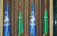 Turkmenistan holds discussions with UN rep for refugee issues
