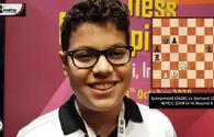 Azerbaijani chess player wins World Youth Chess Championship