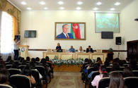 "Azercell meets with students of regional universities <span class=""color_red"">[PHOTO]</span>"